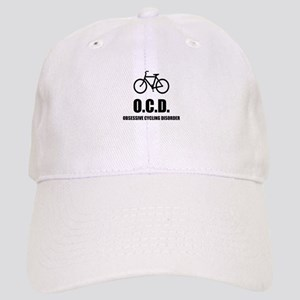 Obsessive Cycling Disorder Baseball Cap
