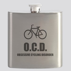 Obsessive Cycling Disorder Flask