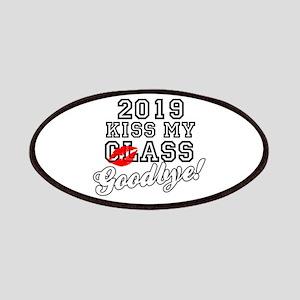 Kiss My Class Goodbye 2019 Patch
