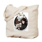 The Literary Chick Tote Bag