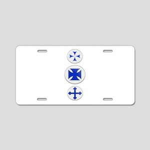 HONOR Aluminum License Plate