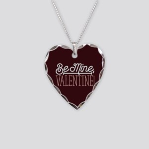 Be Mine Valentine Necklace Heart Charm
