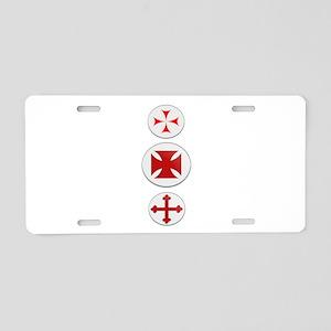 HONOR Aluminum License Plate