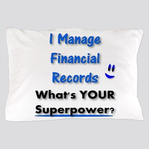 I Manage Financial Records What's Your Superpower?