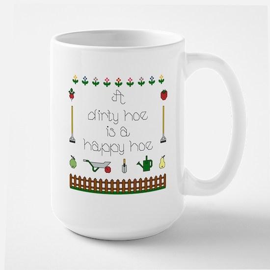 a dirty hoe Mugs
