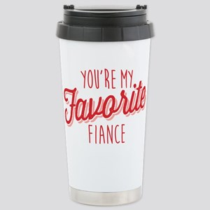 You're My Favorite Fian Stainless Steel Travel Mug