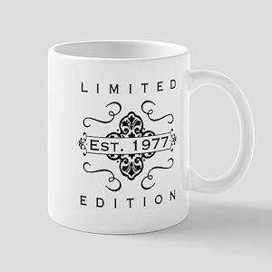 1977 Limited Edition Mugs