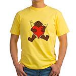 African Cupid Valentine Love T-Shirt
