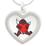 African Cupid Valentine Love Necklaces
