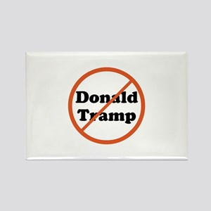 No Donald Trump, Tramp Magnets