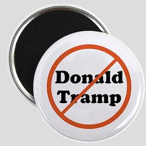 No Donald Trump, Tramp Magnets