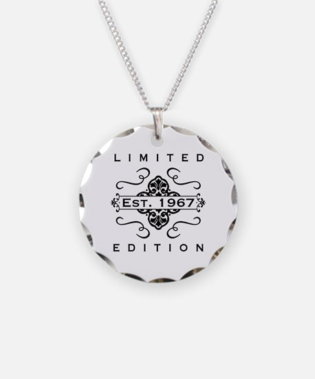 1967 Limited Edition Necklace