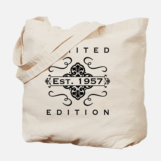 Cool Funny 60th birthday Tote Bag