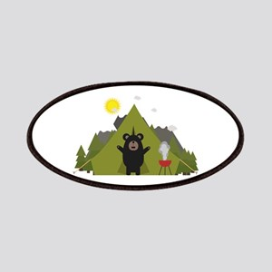 Grizzly Bear Camping Patch
