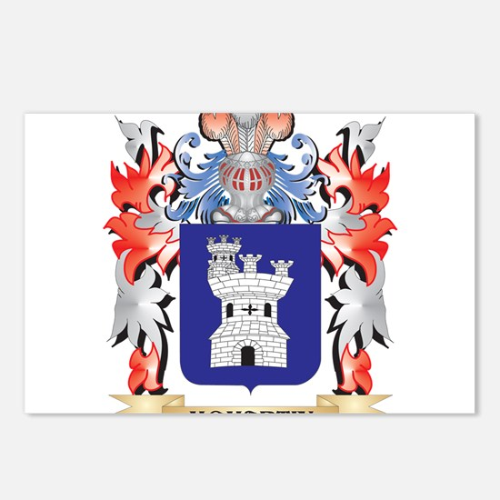 Mcmartin Coat of Arms - F Postcards (Package of 8)