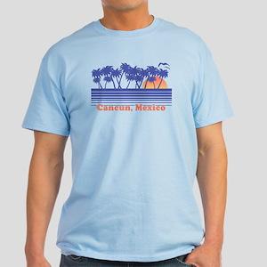 Cancun Mexico Light T-Shirt