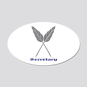 Secretary Wall Decal