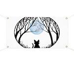 Fat Cat & Cat Lover Banner