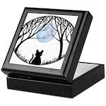 Fat Cat & Cat Lover Keepsake Box