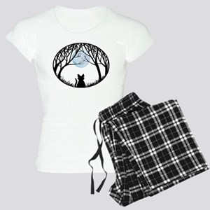 Fat Cat Gifts Shirts Cat Lover Art Gifts Pajamas