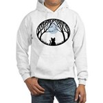 Fat Cat & Cat Lover Hooded Sweatshirt