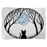 Fat Cat & Cat Lover Pillow Sham