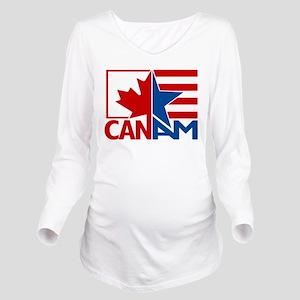 """CANAM"" Ash Grey T-Shirt"