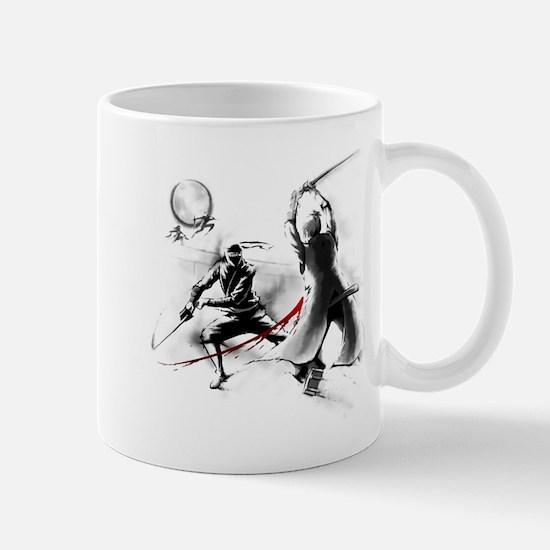 Legacy Of The Shadow Warrior Mugs