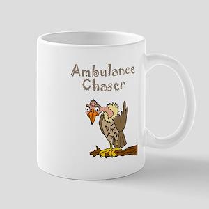Buzzard Ambulance Chaser Mugs