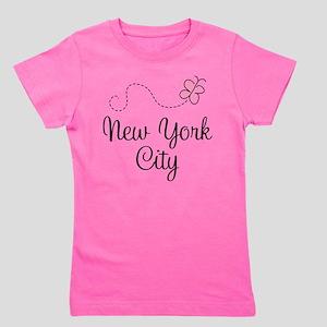 New York City Butterfly T-Shirt