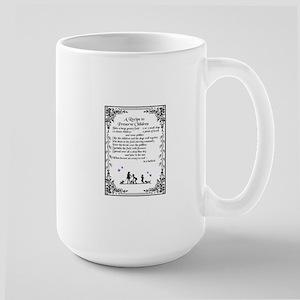 Recipe to Preserve Children Mugs