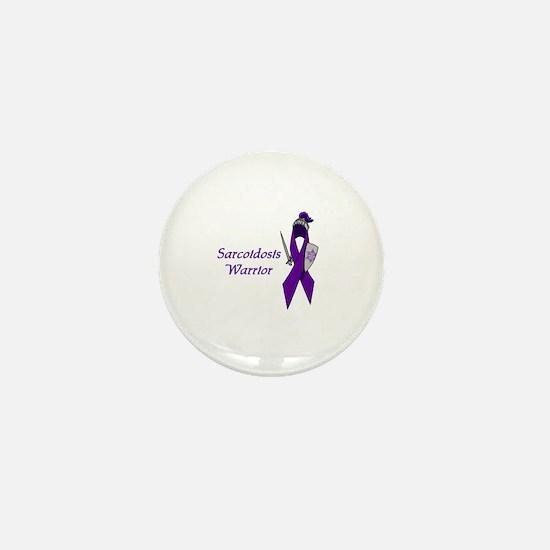 Unique Sarcoidosis Mini Button