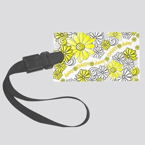 Oopsie Daisy Design Large Luggage Tag