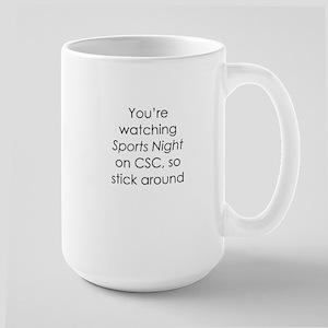 SportsNight Mugs