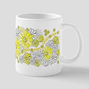 Oopsie Daisy Design Mugs