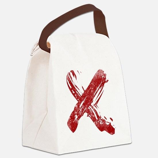 Unique Obama communist Canvas Lunch Bag