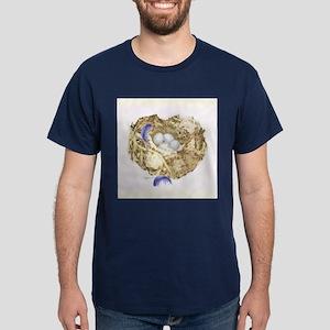 Bluebird's Nest Dark T-Shirt
