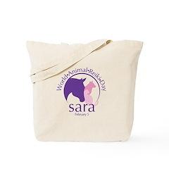 World Animal Reiki Day Tote Bag