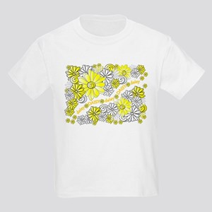 Opsie Daisy Design Kid's T-Shirt