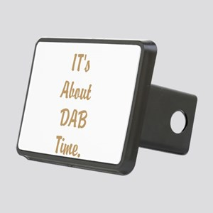Its About DAB Time. Hitch Cover