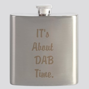 Its About DAB Time. Flask