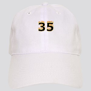35 (Flames) Cap
