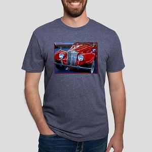 Red, antique, car, photo! T-Shirt