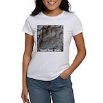 Real Bear Track Women's T-Shirt