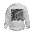 Real Bear Track Kids Sweatshirt
