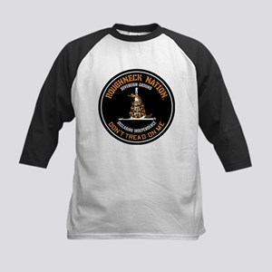 COILED DRILL RIG Baseball Jersey