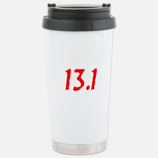 13.1 Stainless Steel Travel Mug