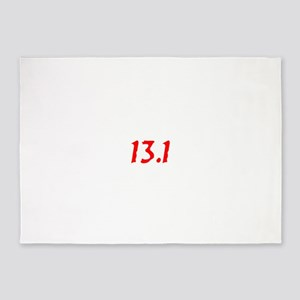 13.1 5'x7'Area Rug