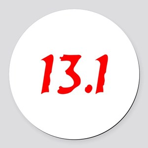 13.1 Round Car Magnet