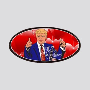 valentines day donald trump Patch